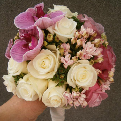 Svadobné kytice pre každú nevestu na mieru